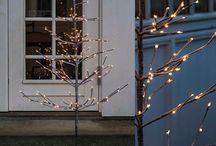 Christmas Decor / Christmas lighting, christmas decorations, christmas tree blankets, christmas trees,