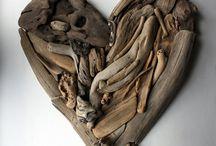 Arte com madeiras
