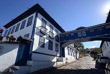 As Minhas Minas Gerais / Lugares por onde andei em Minas Gerais !