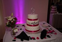 Cakes / Deliciously Beautiful Cakes from Weddings at the Foster Country Club
