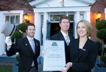 Hayfield Manor Awards / Prestigious awards won by our 5 star Hotel and its remarkable staff