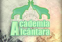 Academia Alcântara Design / Trabalho de TFIID