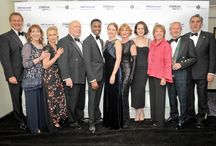 Downton Abbey ChildLine Ball  / Stars of the award-winning hit drama series helped raise over £660,000 for ChildLine at the Downton Abbey ChildLine Ball which took place at The Savoy on 24 October 2013. Here we've collected some of our favourite photos from the event.