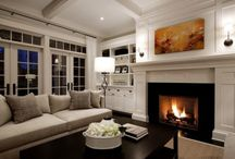 Living room / by Claire Hart Kessler