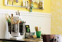 Small Space Ideas / by Ruth Clark