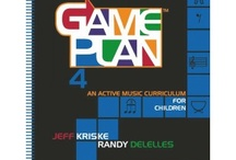 GAMEPLAN Curriculum / GAMEPLAN music curriculum is designed to cover an entire school year of learning for grades K - 5.