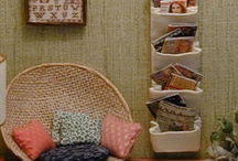 TINY Rooms & Furniture / by Becky Britt