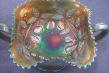 Glassware / Carnival, Hobnail, Depression etc. / by Billie Kurtz