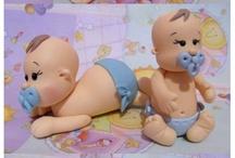 bebek şeker hamuru