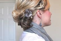 HAIR STYLES!!! / by Dana Lassenba
