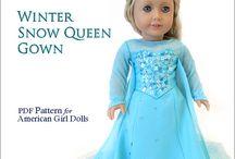 Doll Patterns / by Sharon Mahaffey
