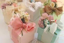 Pretty packaging / by Debra Almanza
