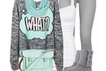 FASHION / Pretty and funny clothes