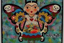 Art/Frida / by Mireya Canez