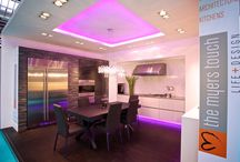 The National Home Improvement Show 2013 / Our latest exhibition at the National Home Improvement Show at London's Olympia, 27th - 29th September 2013.  The Myers Touch designed and display a SieMatic BeauxArt.02 kitchen with Wolf and Sub-Zero appliances.