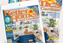 Better Homes & Gardens collection