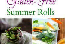 Glutenfrie opskrifter / Blandede glutenfrie opskrifter