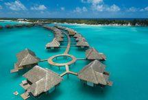 Dream travel destinations