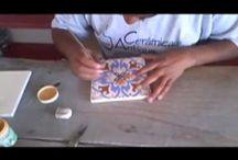 Videos: Handmade Ceramic Tile / Gain a new appreciation for handmade ceramic tile by watching the creative process.