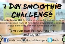 Nutty Contests / Who doesn't love a good challenge? Here at Nuts.com we want to challenge you to have fun and be healthy by joining us in our different contests throughout the year! Stay tuned for all the nutty goodness! / by Nuts.com