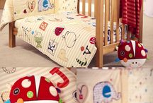 Neutral Nursery Bedding / 0