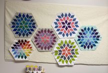 Quilting bee block ideas / by Sylvia Schaefer