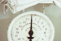 staré váhy