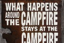 Camping (or maybe cottaging;) / by Cheryl BD