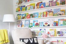 Cute Kid Rooms / Kid's bedroom inspiration and ideas for Bean's next kid friendly bedroom.