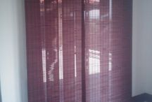 Windows - curtains and blinds
