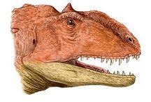 Dibujos ¿Cómo eran los dinos? / Dibujos chulos de dinosaurios