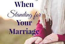 Overcoming in Marriage / Do problems seem to overwhelm your #marriage? When marriage gets hard, we can look to the #Bible to find answers. This board is filled with encouraging posts to help you #overcome in marriage