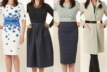 ubrania dla sylwetki prostokątnej