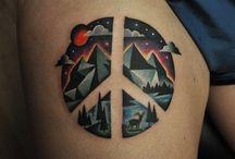 En beğendiğim dövmeler