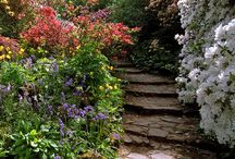 Up the Garden Path / by Red Brolly Quilt designers