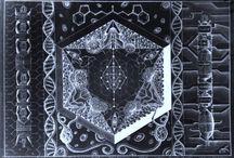 Symbolic Illustrations / Artwork from Ffransis Morgan aka NomadiCortex