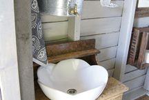 Huussi/WC