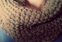 Gałgany na drutach / Czapki, szaliki, kominy i inne gałgany. Wszystko wykonane ręcznie na drutach