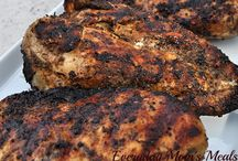 Food - Grilled Boneless Chicken Breasts / by Kathy LaFerrara