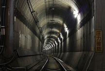Túneis / Tunnels