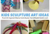 Reggio: Art - sculptures