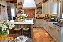 Casa Scinocca Kitchen