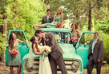 Wedding / Mandatory Pinterest board  / by Mikaela Yates