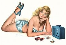 Pin Ups that I like... / by John Kiss