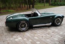 Wheels: Shelby Cobra & Mustang / by none