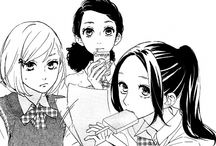 Hirunaka No Ryuusei / Ship is sailing~  Stan of Mamura x Suzume ♡