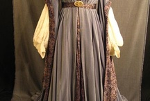 Medieval dresses / Ideas and styles for future garb projects