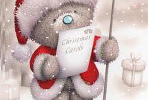 joulukorttimalleja