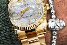 Cool watches & Jewelery