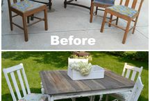 upcycle table